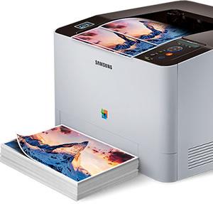 Stampante compatta Samsung - Copy-Service rivenditore ufficiale